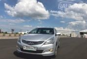 Hyundai Solaris 2014 - фото 1