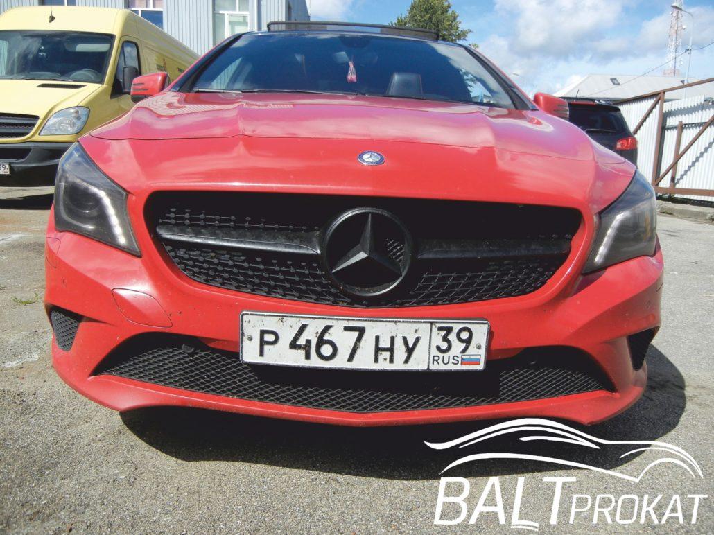 Mercedes CLA 200 - фото 1