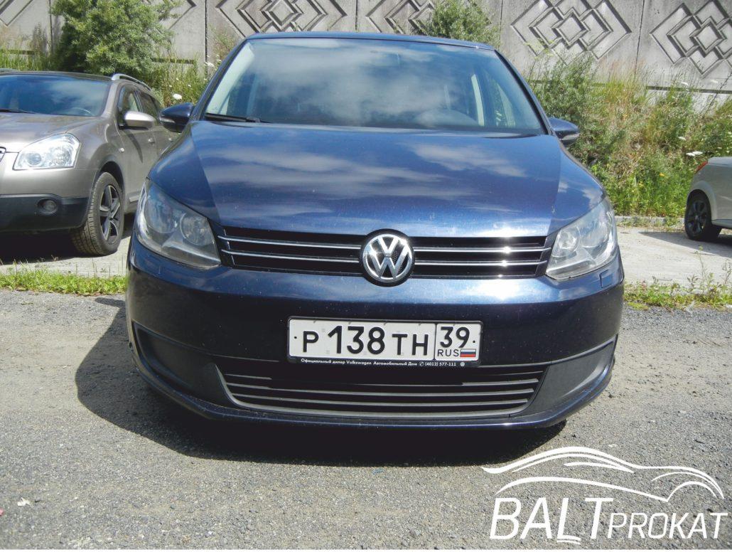 Volkswagen Touran - фото 1