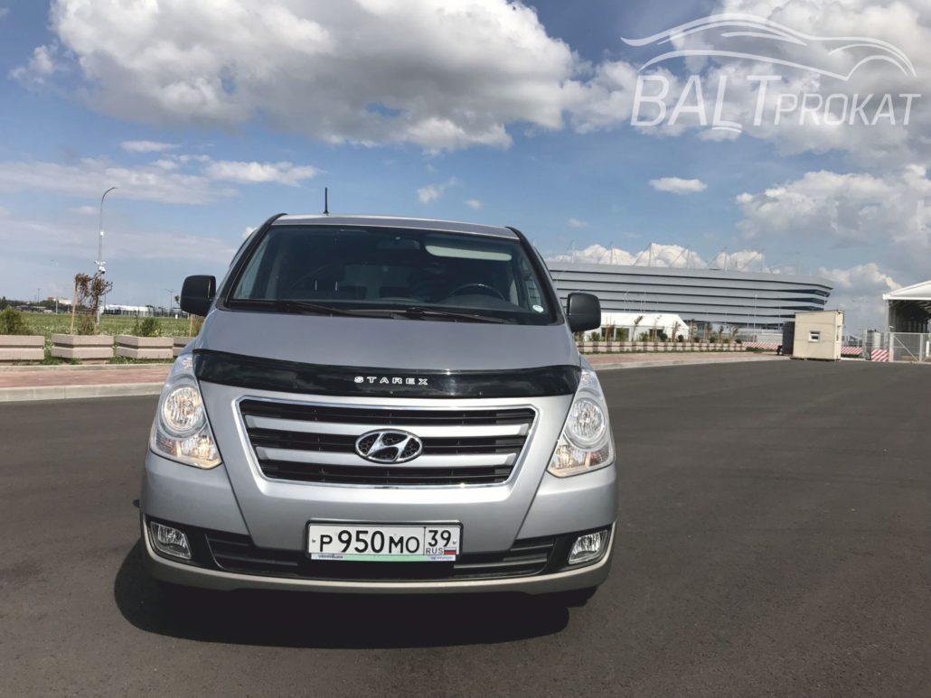 Hyundai H1 - фото 1
