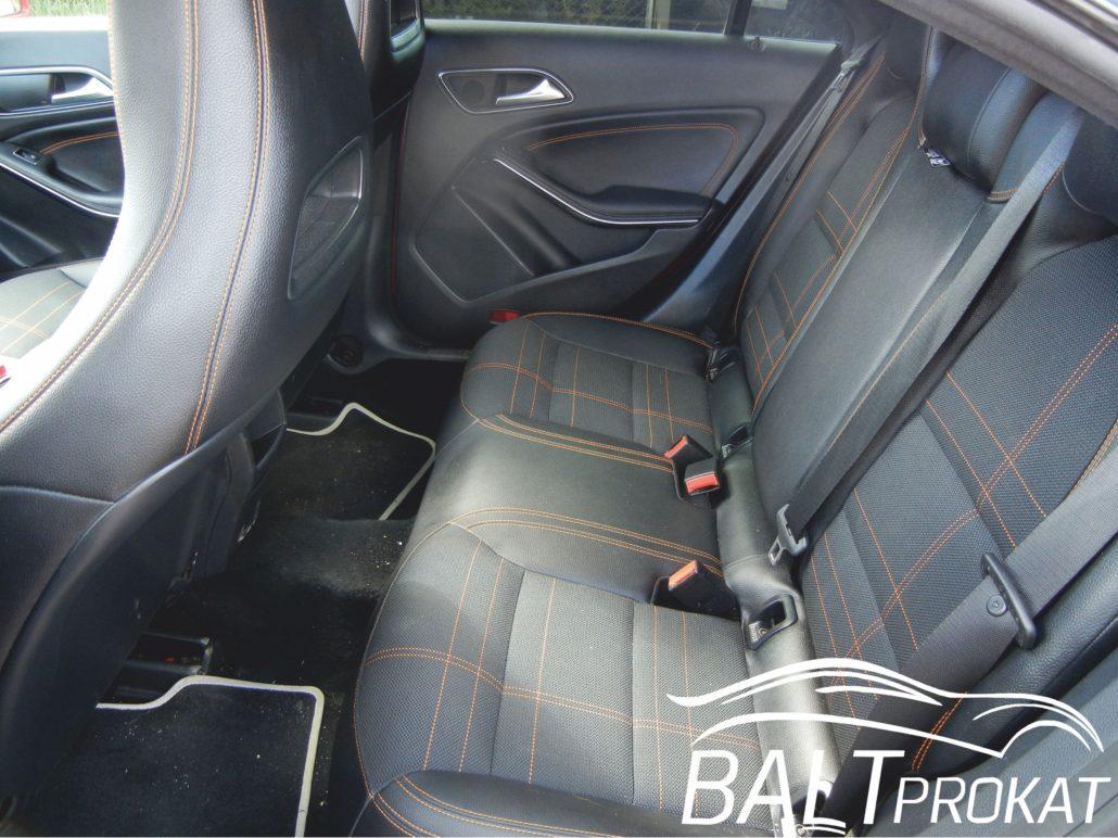Mercedes CLA 200 - фото 10