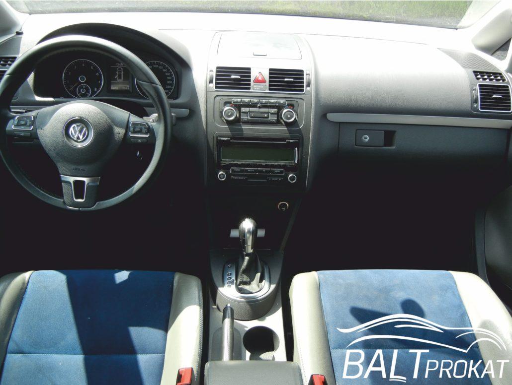 Volkswagen Touran - фото 10