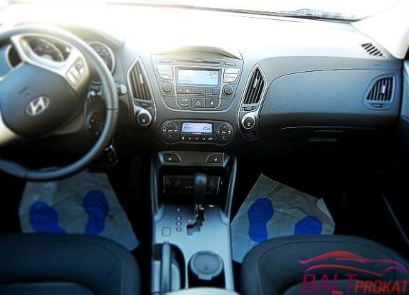 Hyundai IX 35 - фото 12