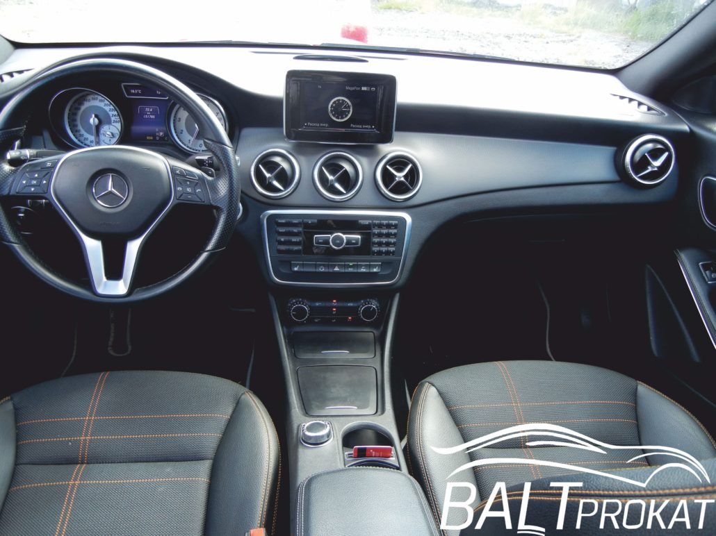 Mercedes CLA 200 - фото 11