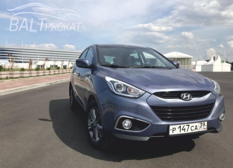 Hyundai IX 35 - фото 10