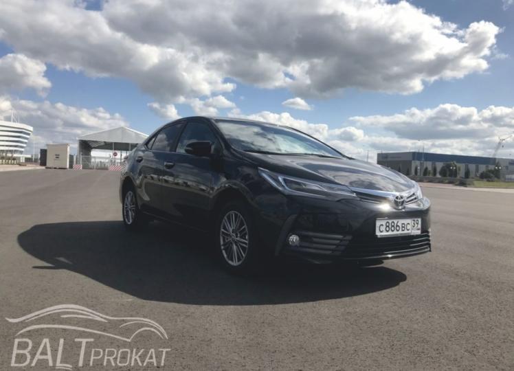Toyota Corolla - фото 11