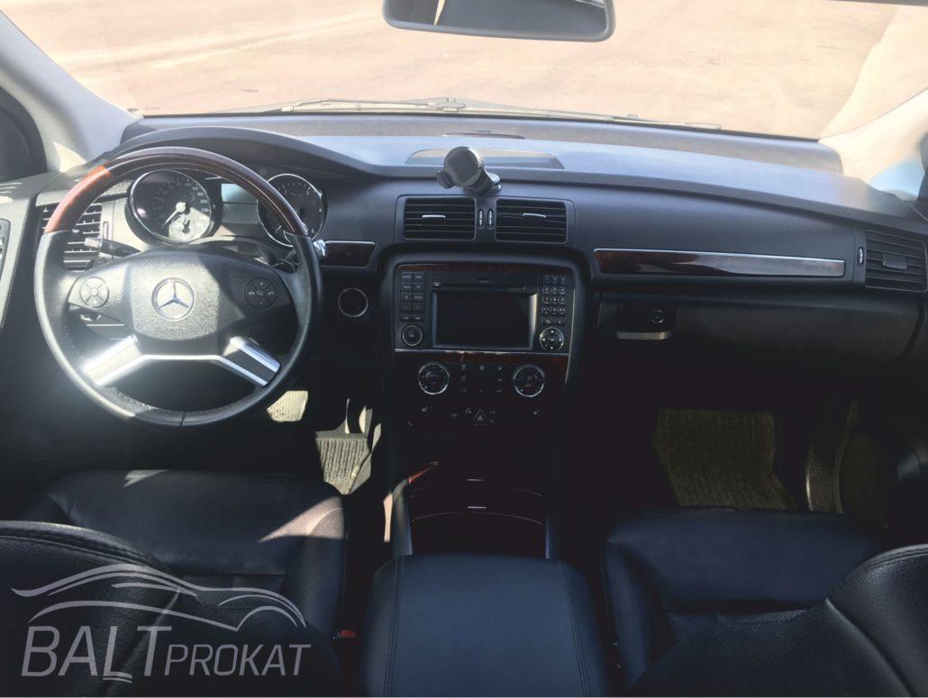 Mercedes R 280 CDi - фото 12