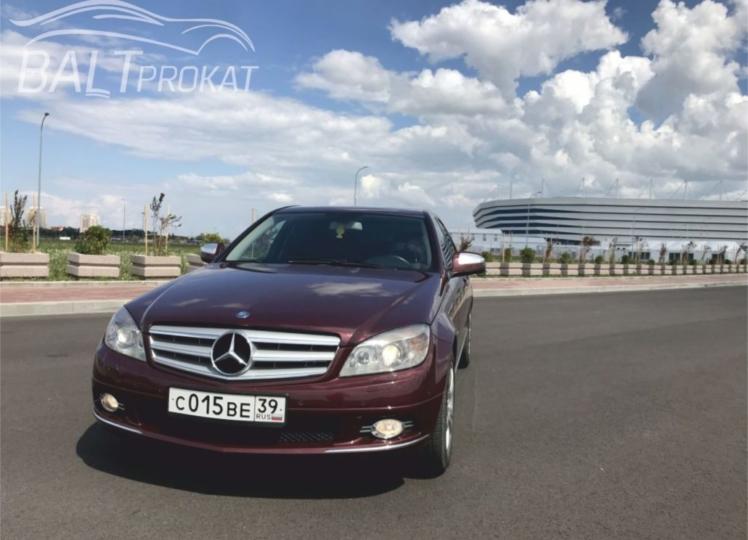 Mercedes Benz C200 - фото 10