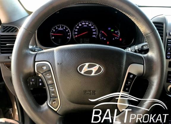 Hyundai Santa Fe - фото 16