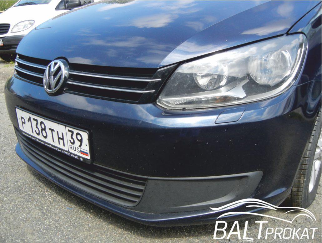 Volkswagen Touran - фото 14