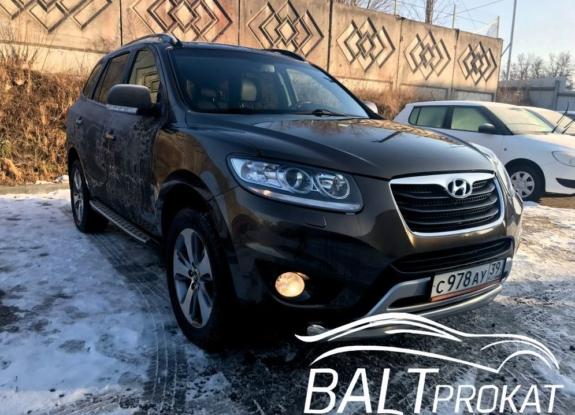 Hyundai Santa Fe - фото 7