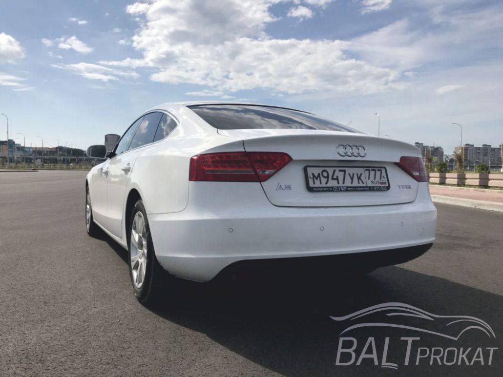 Audi A5 - фото 16