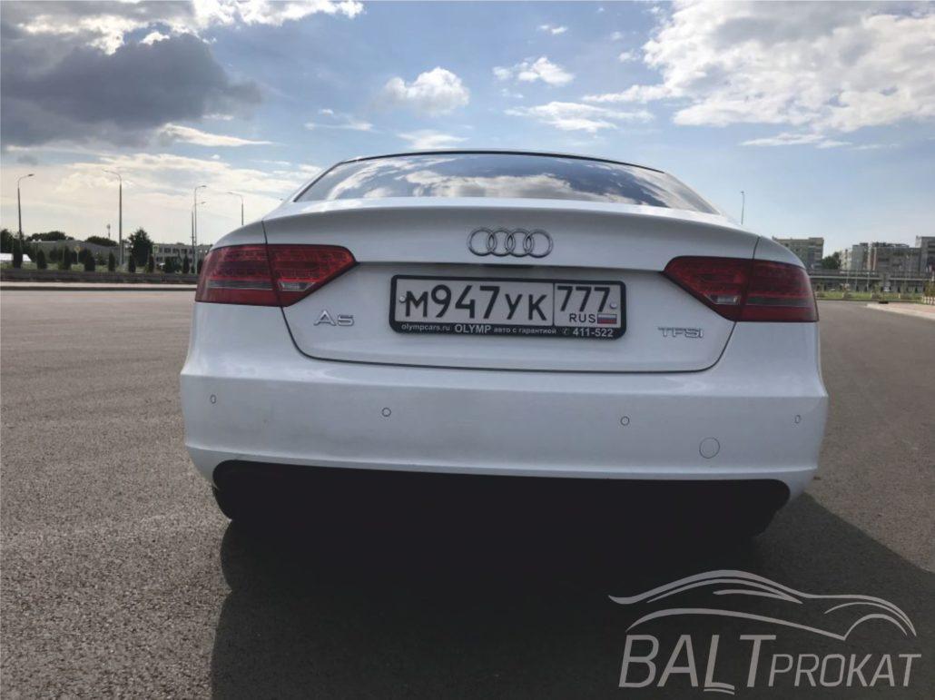Audi A5 - фото 17