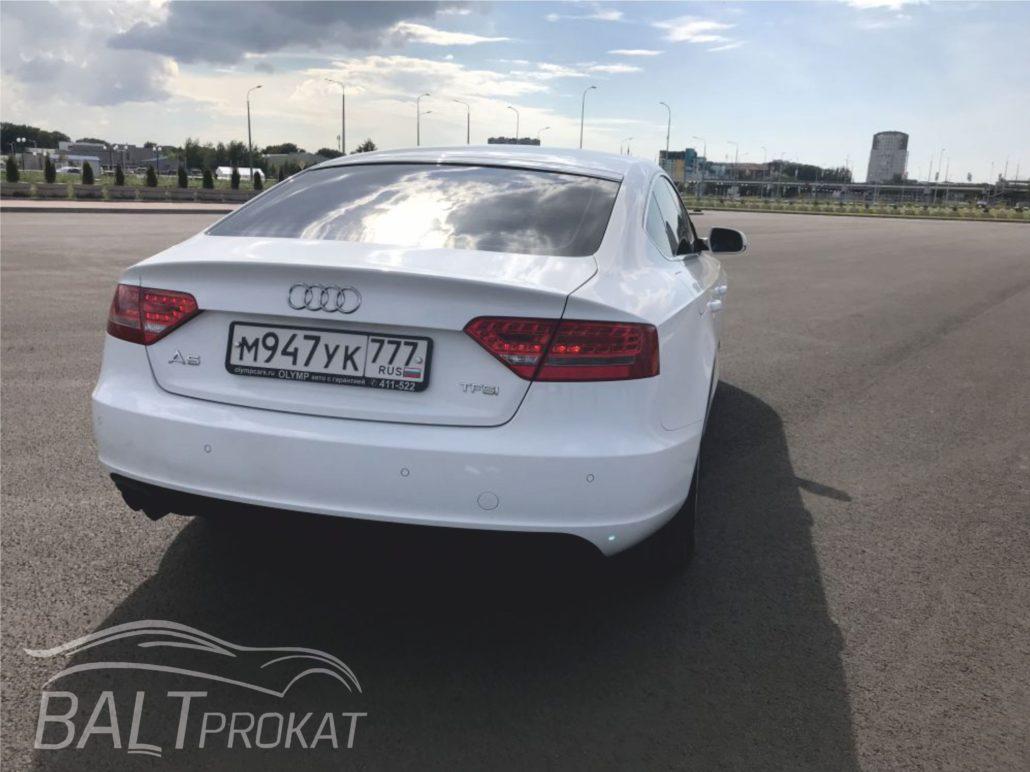 Audi A5 - фото 18