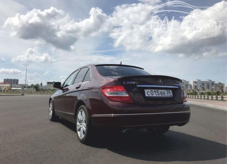 Mercedes Benz C200 - фото 6