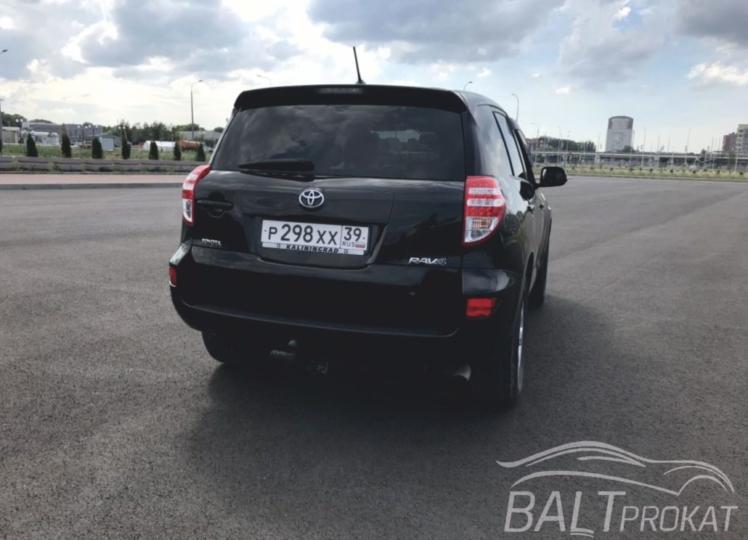 Toyota RAV4 - фото 7