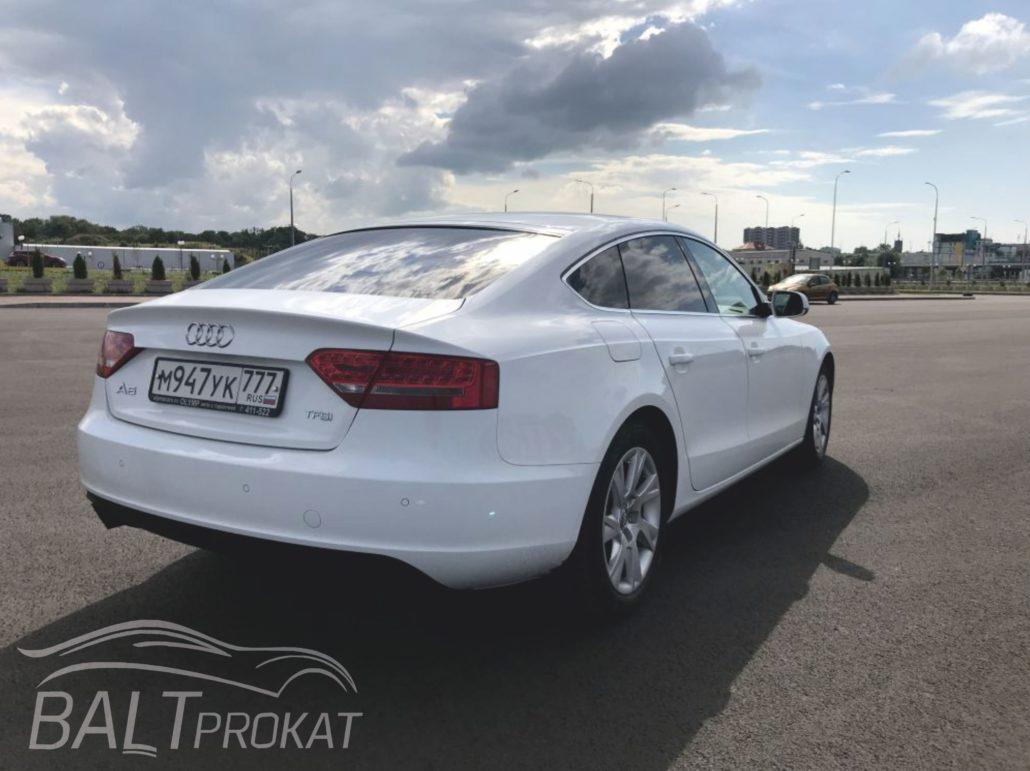 Audi A5 - фото 19