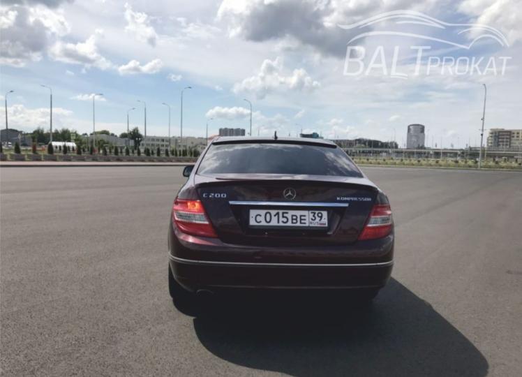 Mercedes Benz C200 - фото 5