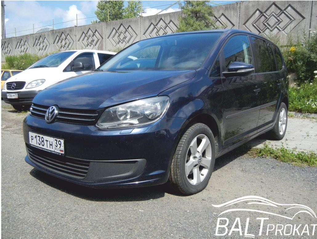 Volkswagen Touran - фото 2