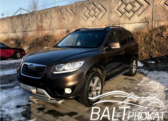 Hyundai Santa Fe - фото 2