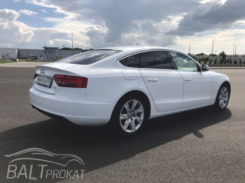 Audi A5 - фото 20