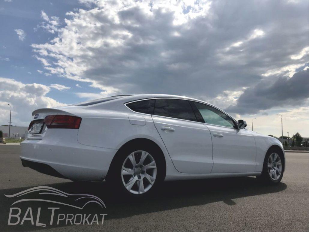 Audi A5 - фото 22