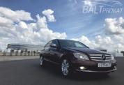 Mercedes Benz C200 - фото 1