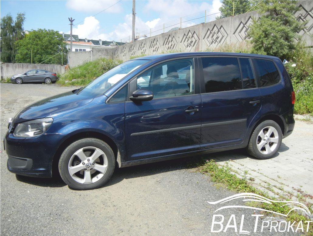Volkswagen Touran - фото 3