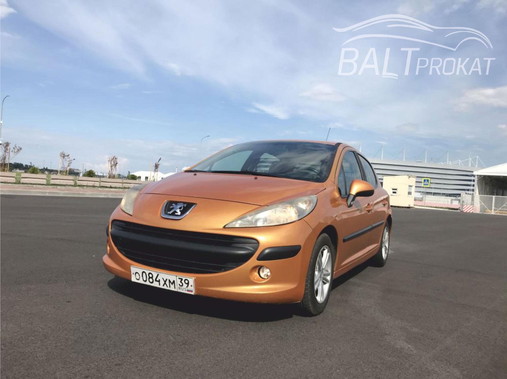 Peugeot 207 - фото 1