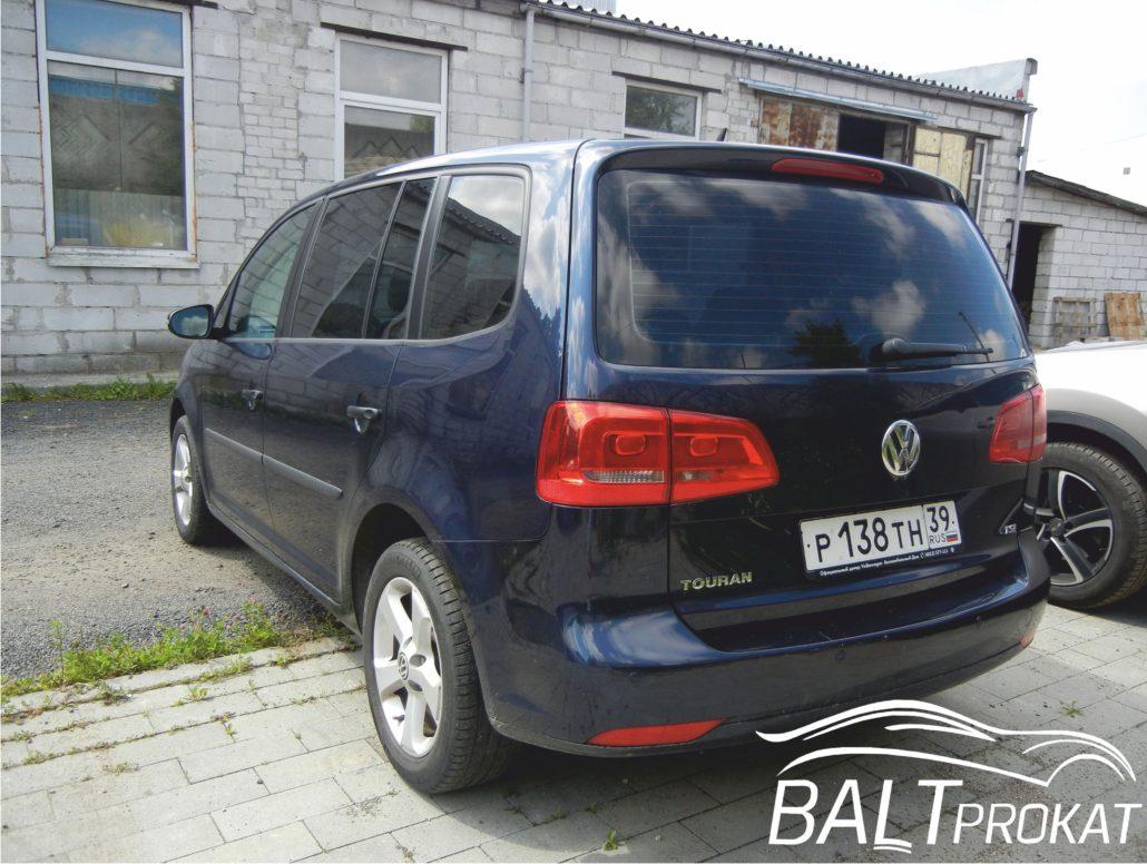 Volkswagen Touran - фото 4