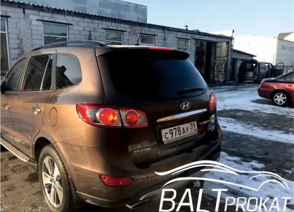 Hyundai Santa Fe - фото 4