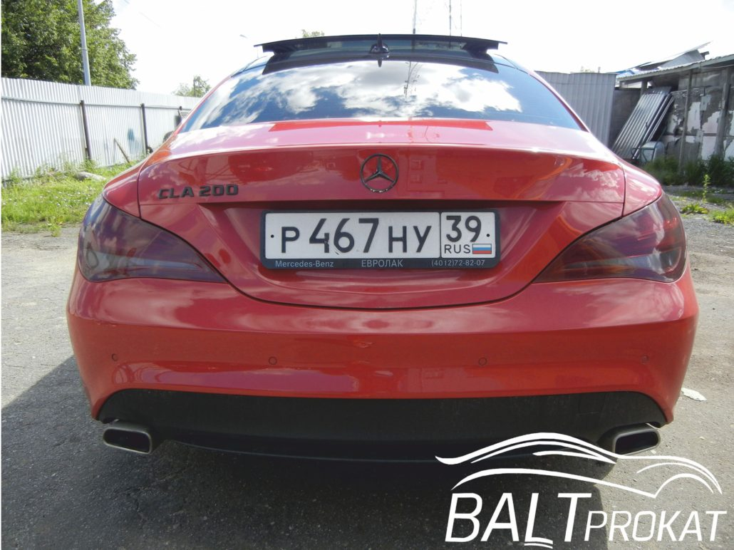 Mercedes CLA 200 - фото 5