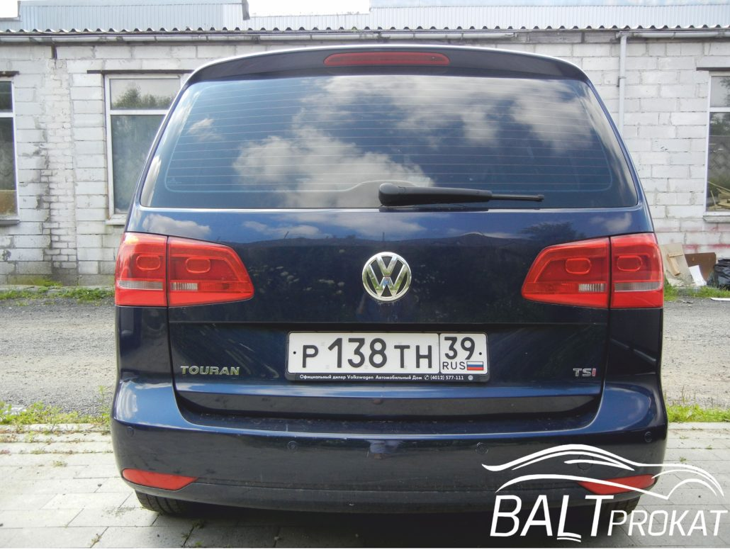 Volkswagen Touran - фото 5