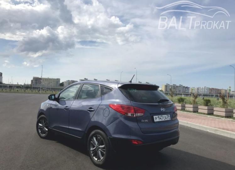Hyundai IX 35 - фото 5