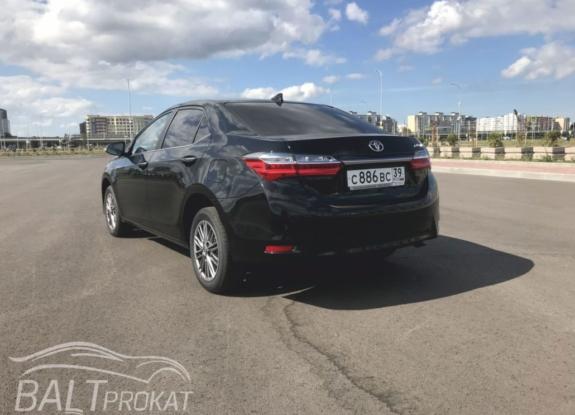 Toyota Corolla - фото 6
