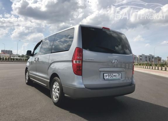 Hyundai H1 - фото 6