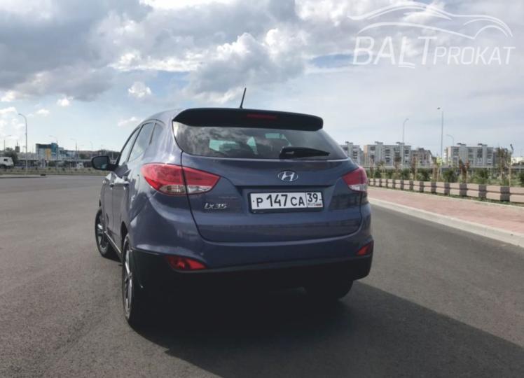 Hyundai IX 35 - фото 6