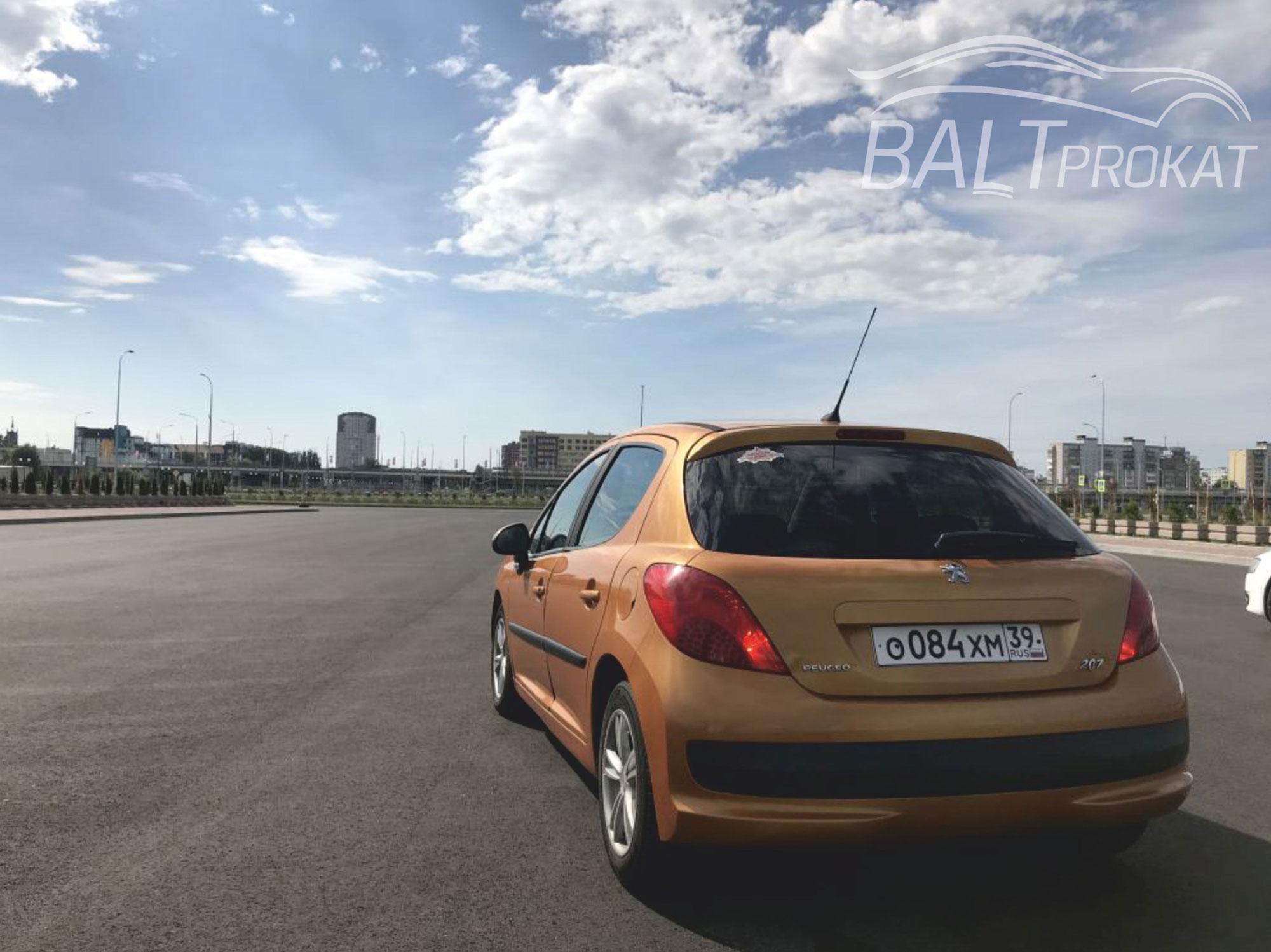 Peugeot 207 - фото 3