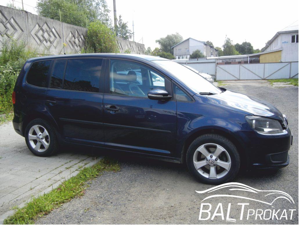 Volkswagen Touran - фото 7