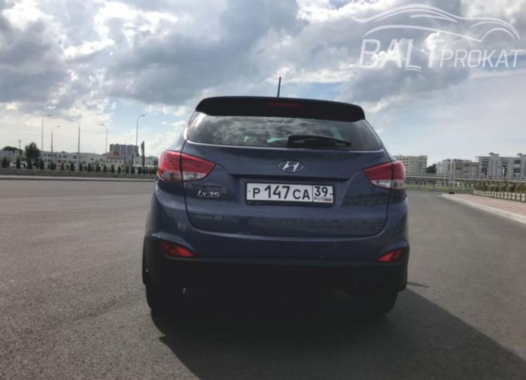 Hyundai IX 35 - фото 7