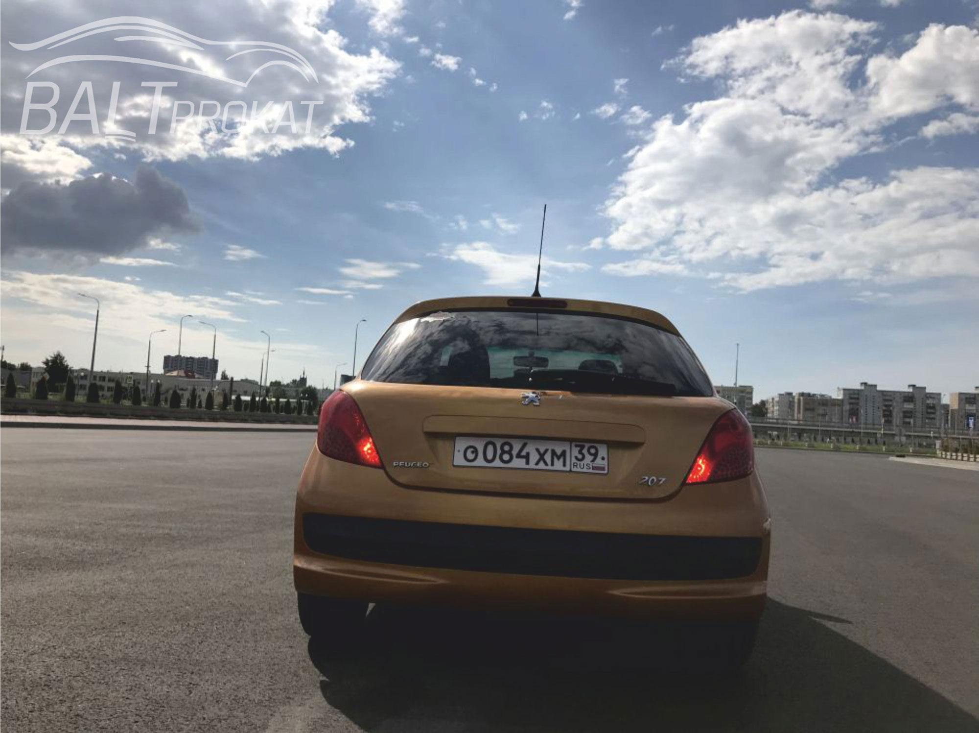 Peugeot 207 - фото 4