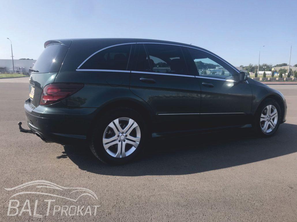 Mercedes R 280 CDi - фото 8