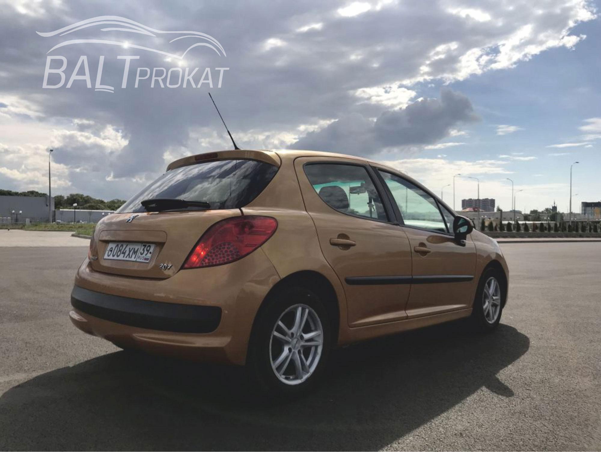 Peugeot 207 - фото 5