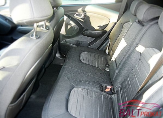 Hyundai IX 35 - фото 11