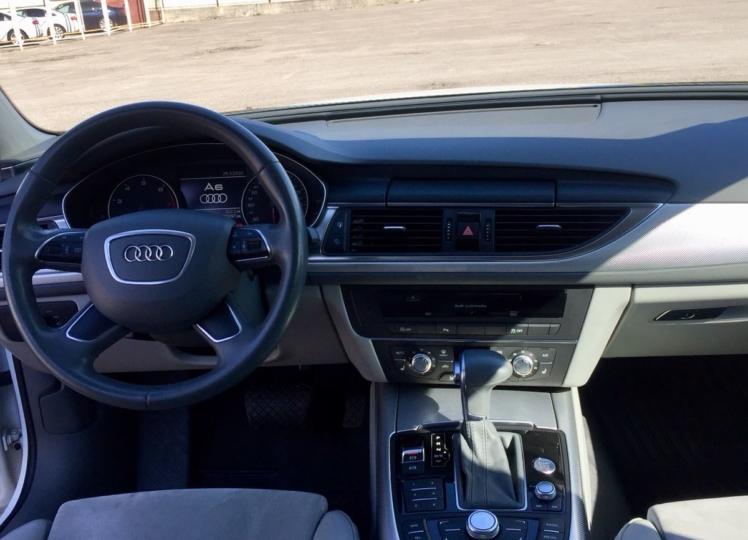 Audi A6 2014 фото 7