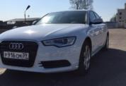 Audi A6 2014 фото 5