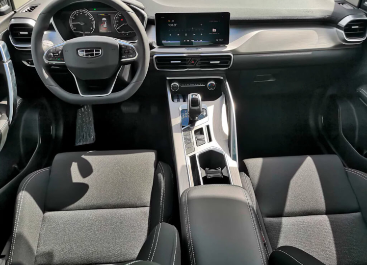 Geely Coolray 2020 фото 12