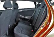 Hyundai Solaris 2014 оранжевый фото 6