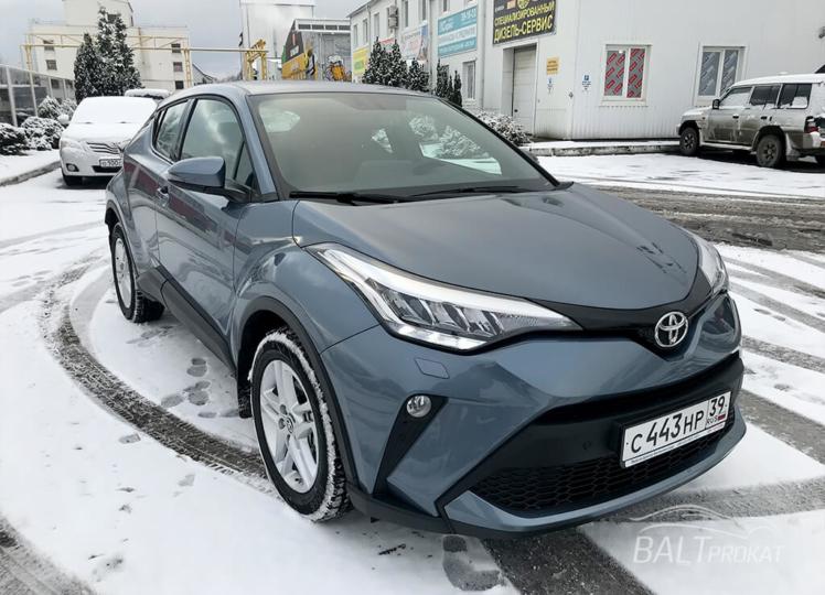 Аренда Toyota C-HR 2020 в Калининграде фото 2