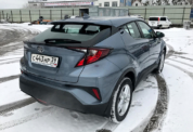 Аренда Toyota C-HR 2020 в Калининграде фото 3